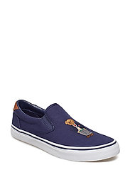 CANVAS/POLO BEAR-THMPSNIII NE-SK-VL - NEWPORT NAVY