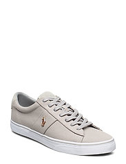 Sayer Canvas Sneaker - SOFT GREY