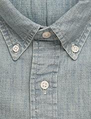 Polo Ralph Lauren - Classic Fit Denim Sport Shirt - denim shirts - medium wash - 2