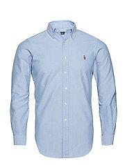 Custom Fit Cotton Oxford Shirt