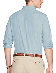 Polo Ralph Lauren - Slim Fit Chambray Shirt - denim overhemden - medium wash - 5
