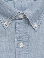 Polo Ralph Lauren - Slim Fit Chambray Shirt - denim overhemden - medium wash - 6