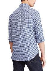 Polo Ralph Lauren - Slim Fit Oxford Sport Shirt - rūtaini krekli - blue/white ging - 3