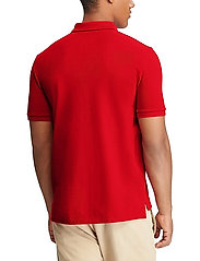 Polo Ralph Lauren - Slim Fit Mesh Polo Shirt - krótki rękaw - rl2000 red - 3