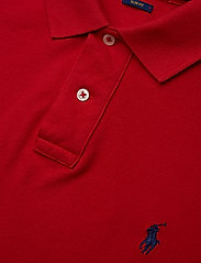Polo Ralph Lauren - Slim Fit Mesh Polo Shirt - krótki rękaw - rl2000 red - 6