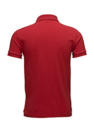 Polo Ralph Lauren - Slim Fit Mesh Polo Shirt - korte mouwen - rl2000 red - 2