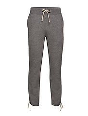 Cotton-Blend-Fleece Pant - ALASKAN HEATHER