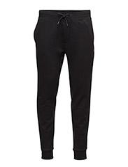 Double-Knit Jogger - POLO BLACK