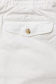 Polo Ralph Lauren - Classic Fit Polo Prepster - chinos shorts - white - 4
