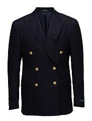 Polo Doeskin Wool Sport Coat - NAVY