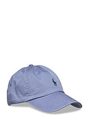 Cotton Chino Baseball Cap - CARSON BLUE/ADIRO