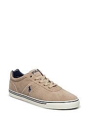Hanford Suede Low-Top Sneaker - MILKSHAKE
