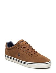 Hanford Suede Low-Top Sneaker