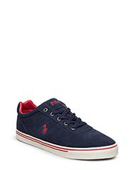 Hanford Suede Low-Top Sneaker