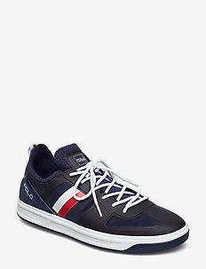 Court 200 Mesh Sneaker - FRENCH NAVY/WHITE