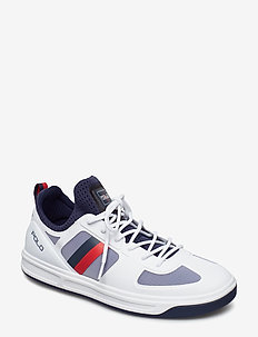 Court 200 Mesh Sneaker - PURE WHITE/FRENCH