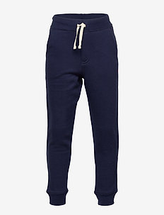 Cotton-Blend-Fleece Jogger - sweatpants - cruise navy