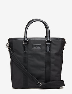 Thompson II Tote Bag - BLACK