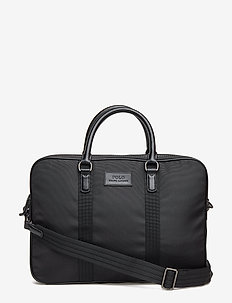 Thompson Briefcase - BLACK