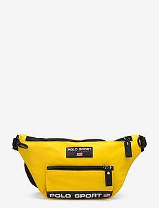 Nylon Polo Sport Waist Pack - YELLOW