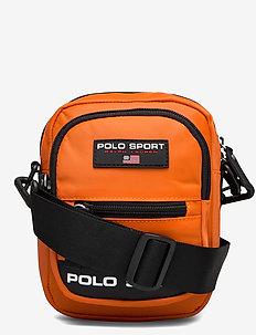 Polo Sport Crossbody Bag - schultertaschen - orange