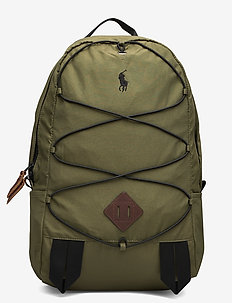 Lightweight Mountain Backpack - reput - olive
