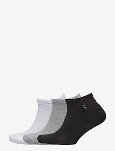 GHOST PED PP-SOCKS-3 PACK - BLACK ASSORTED