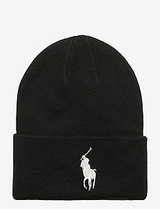 BIG PP HAT-HAT - POLO BLACK