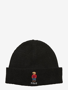 POLOBEAR HAT-HAT - BLACK