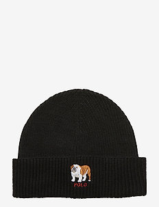 BULLDOG H-HAT - BLACK