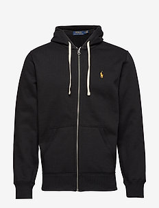 LS FZ HOOD M1 - POLO BLACK/GOLD P