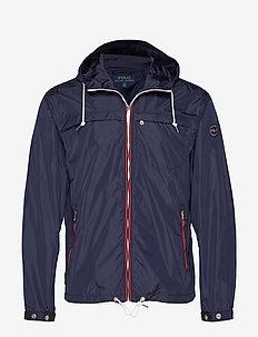 Packable Hooded Jacket - AVIATOR NAVY