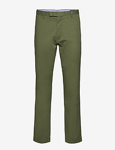 Stretch Slim Fit Chino Pant - spodnie na co dzień - army olive