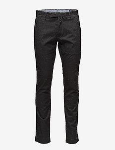 Stretch Slim Fit Chino Pant - BLACK MASK