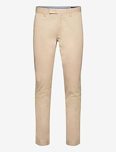 Stretch Slim Fit Chino Pant - chinos - classic khaki