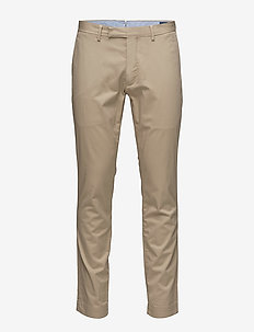 Stretch Tailored Slim Chino - CLASSIC KHAKI