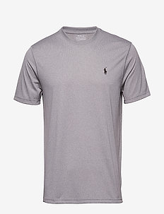 SSCNM1-SHORT SLEEVE-T-SHIRT - ANDOVER HEATHER