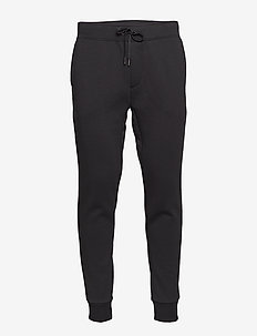 Double-Knit Jogger - POLO BLACK/GOLD P