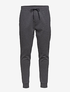 Double-Knit Jogger - WINDSOR HEATHER