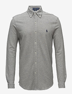 Featherweight Mesh Shirt - oxford-skjorter - andover heather