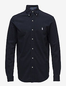 Featherweight Mesh Shirt - oxford-paidat - aviator navy