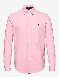 Featherweight Mesh Shirt - oxford-hemden - garden pink/c7996