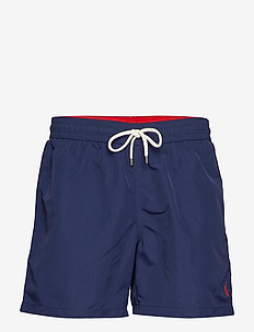 5½-Inch Traveler Swim Trunk - badebukser - newport navy
