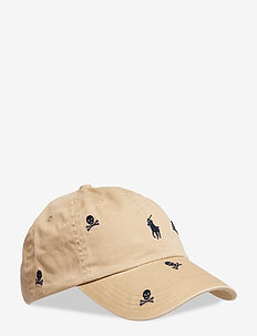 CLSSPRTCAP-HAT - LUXURY TAN W/ SKU
