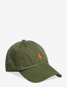 CLSSPRTCAP-HAT - SUPPLY OLIVE