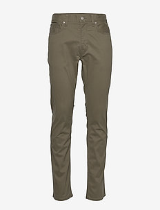 Prospect Straight Stretch Pant - slim jeans - expedition olive