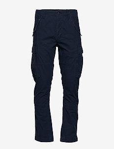 Slim Fit Cargo Pant - AVIATOR NAVY
