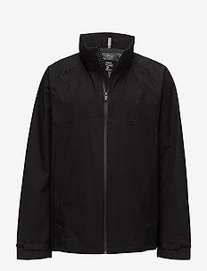 Waterproof Jacket - POLO BLACK