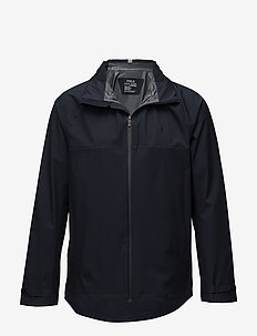 Waterproof Jacket - COLLEGE NAVY