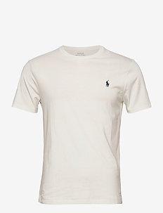 Custom Slim Crewneck T-Shirt - basic t-shirts - nevis/c7998